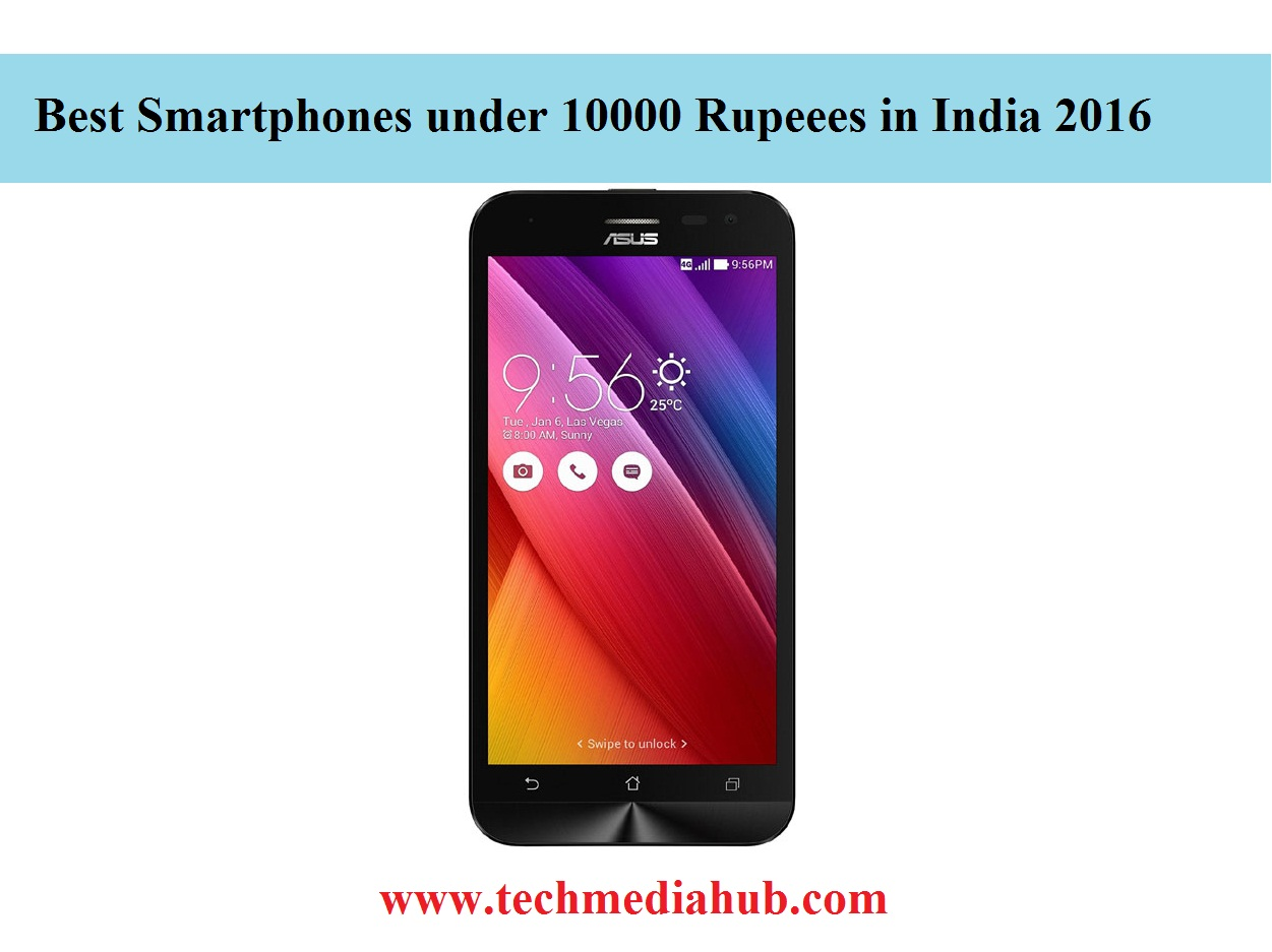 best smartphones under 10000 rupees