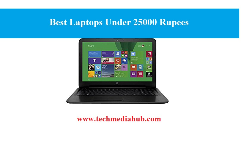 best laptops below 25000 rupees