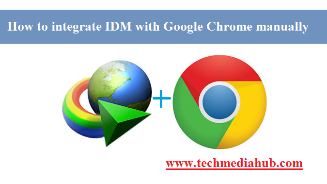 how to integrate IDM with Chrome
