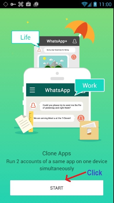 2 whatsapp in 1 android dual whatsapp account