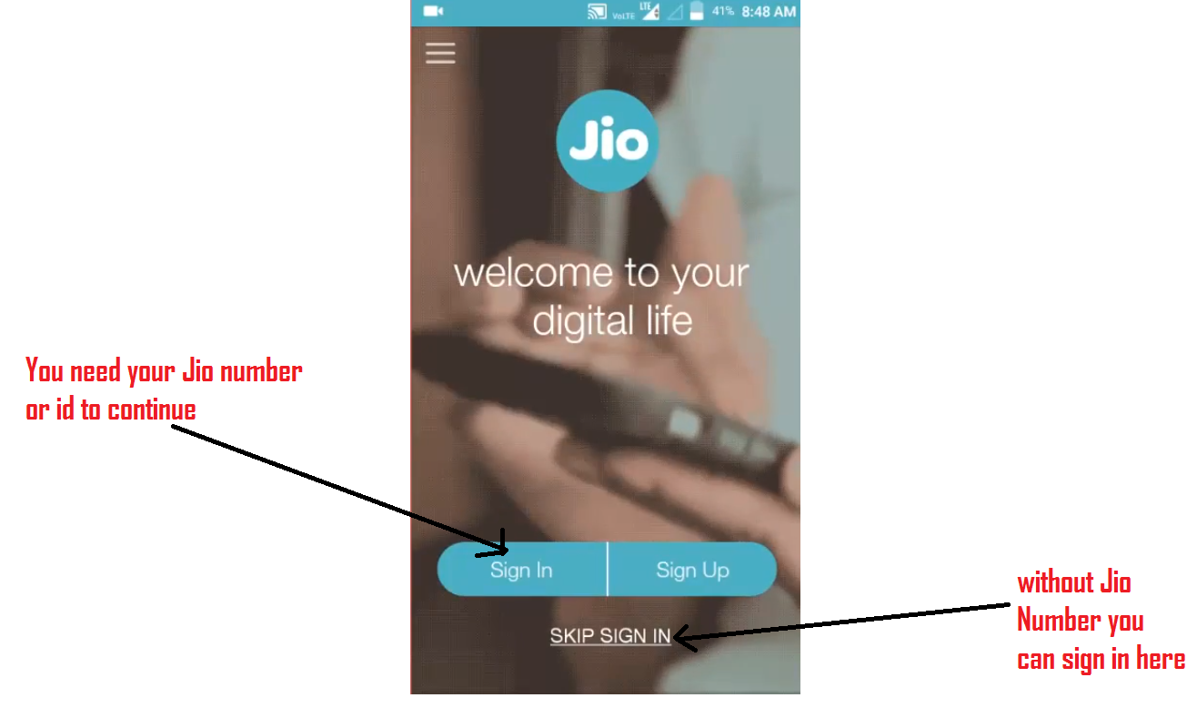 reliance Jio prime membership