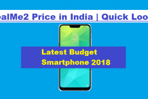 RealMe 2 buy online, price in india 2018 , best budget phone , features , techmediahub.com
